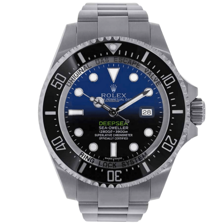 Try it on Want to sell a similar watch? Create a listing now Rolex Sea-Dweller Deepsea Black Ceramic Watch