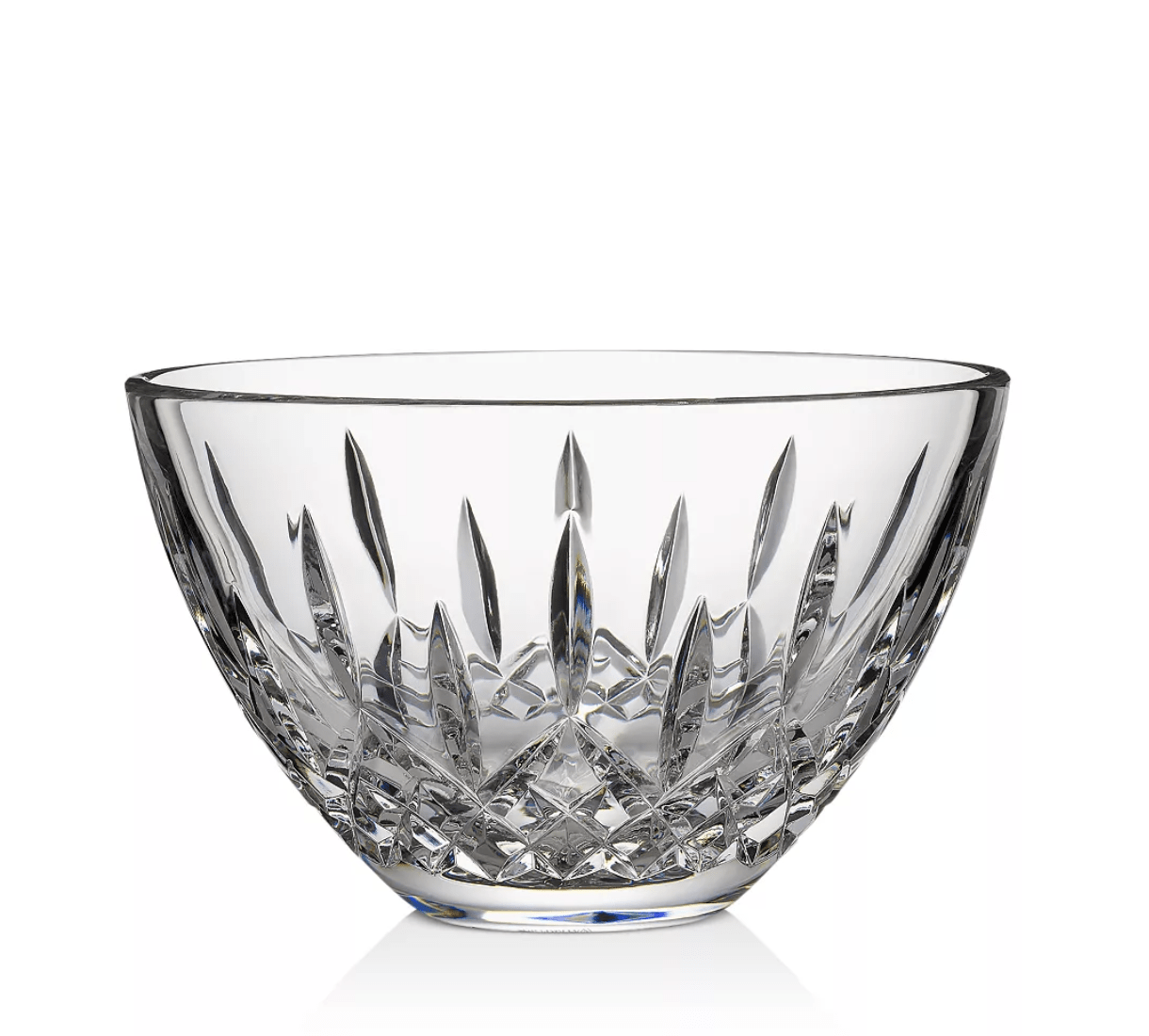 Lismore Clear Crystal Bowl 8in