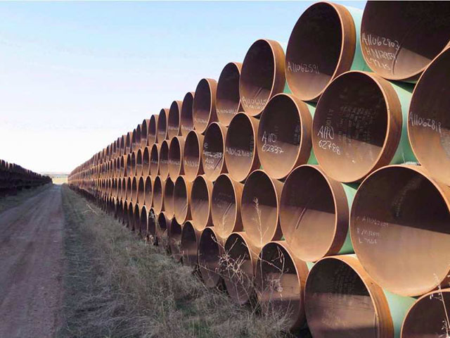 'Iconic Political Football' Keystone XL Nears End Zone After 10-year Battle
