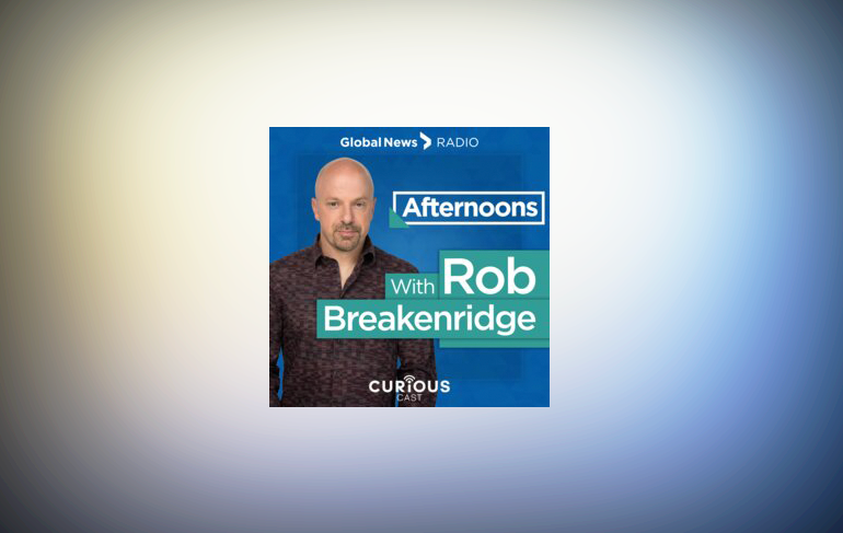 Afternoons With Rob Breakenridge – Interview