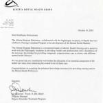 Testimonial from Alberta Mental Health Board