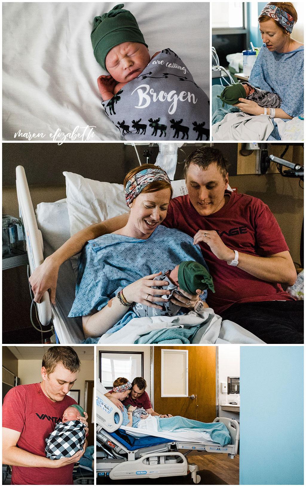 Utah Valley Birth Story