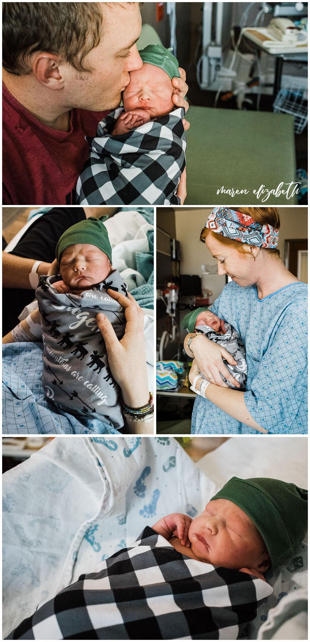 Fresh 48 - Utah County - Birth Story