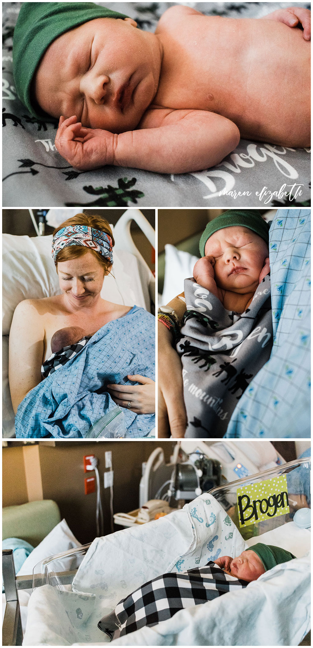 Welcome baby boy - Birth Story
