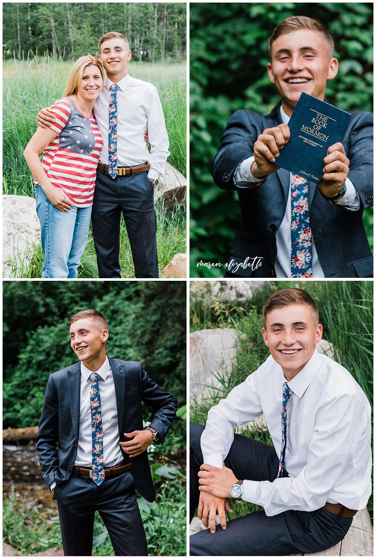 Elder Missionary Pictures at Aspen Grove, UT   Arizona Photographer   Maren Elizabeth Photography