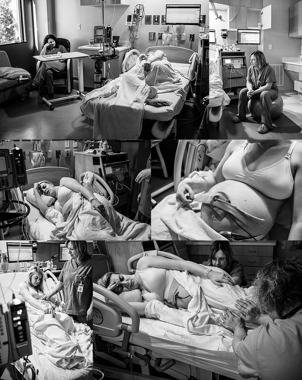 Gilbert Arizona Birth Photographer
