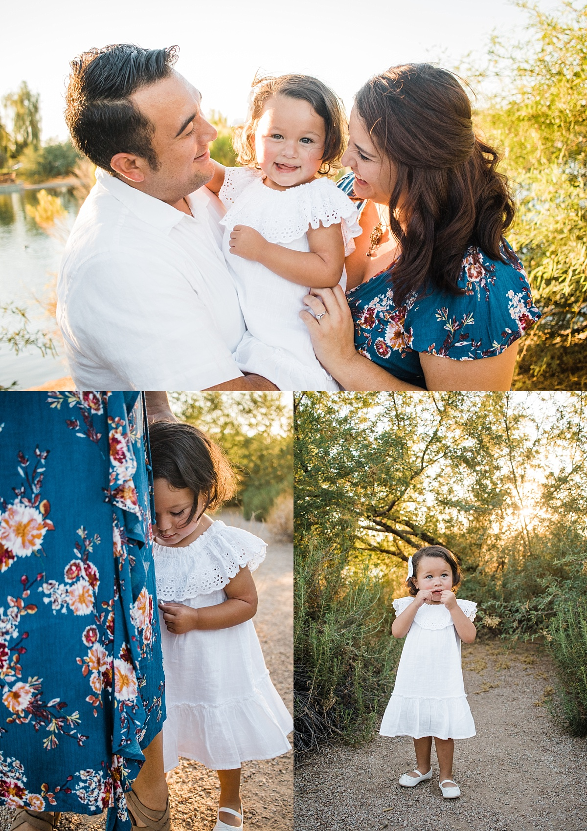 Riparian Preserve Family Photographer
