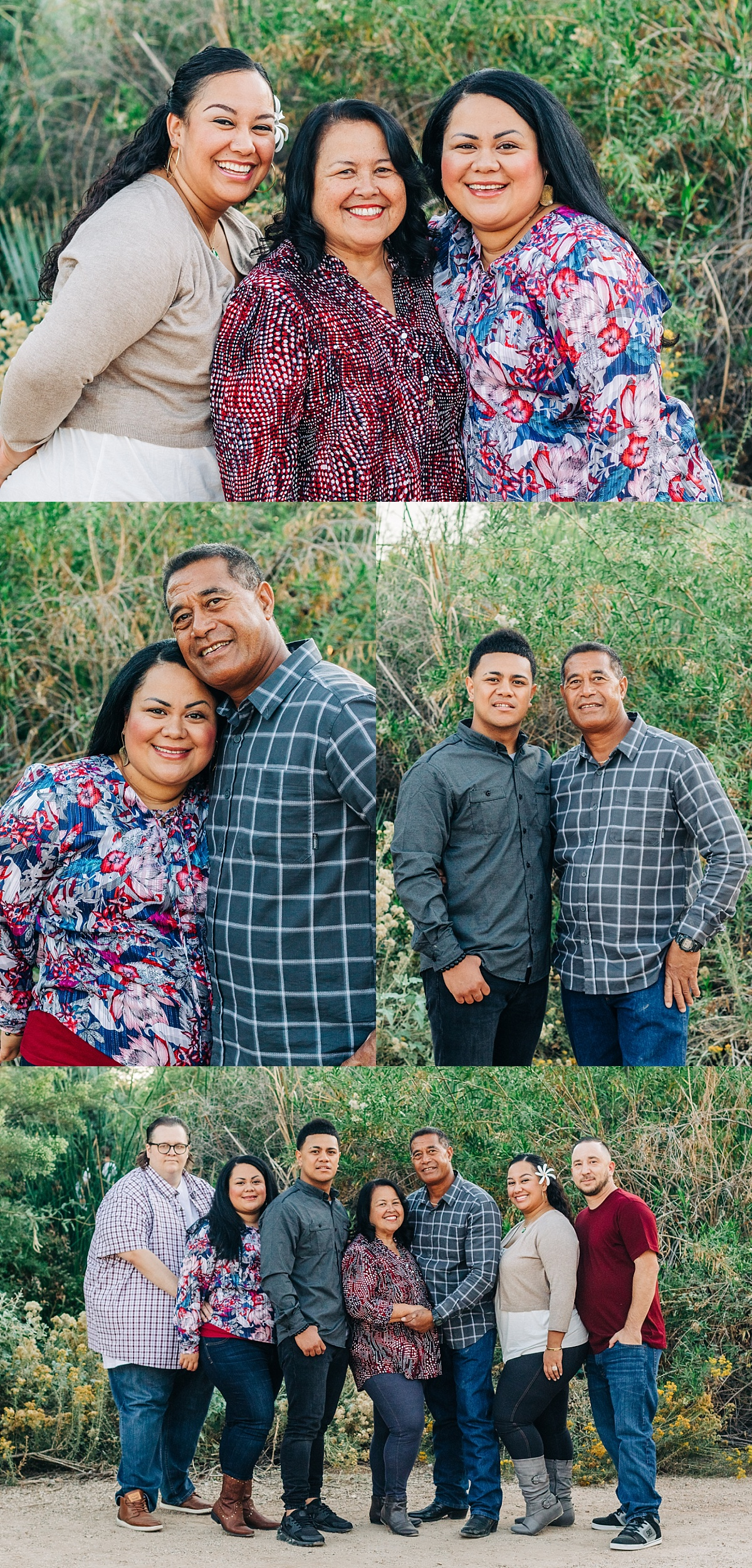 Gilbert Extended Family Pictures   Riparian Preserve at Water Ranch