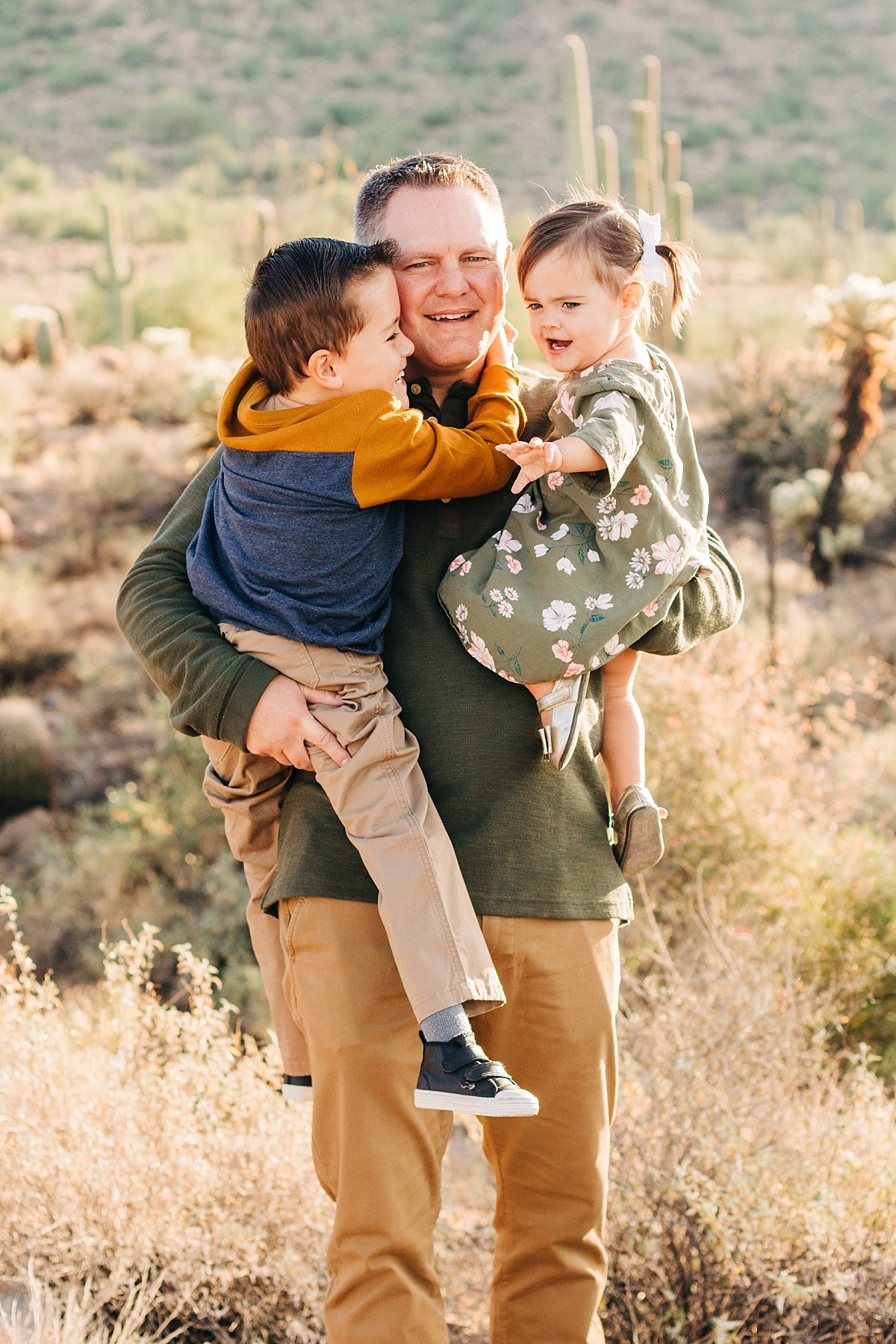 Wind Cave Family Pictures | Fall Color Palette | East Valley Photographer