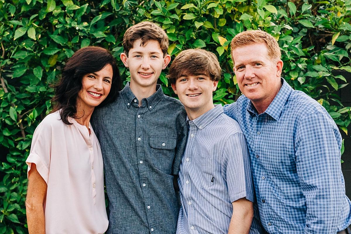 North Phoenix Family Photographer