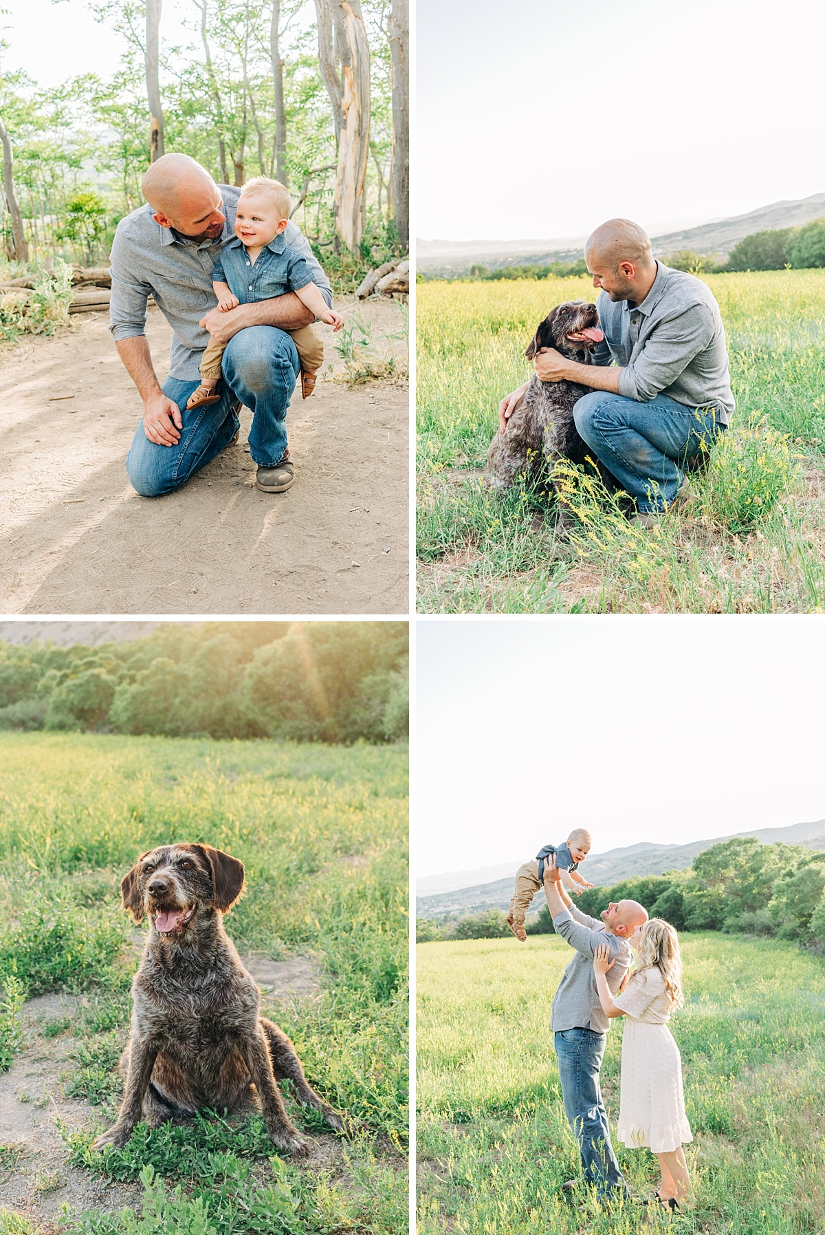 Wildflower Family Photos