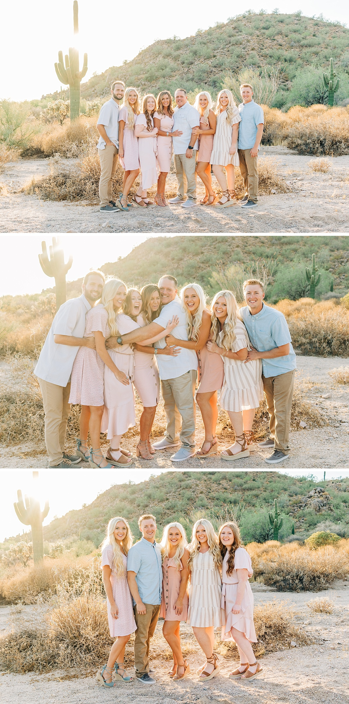 SCOTTSDALE EXTENDED FAMILY PHOTOGRAPHER | WHAT TO EXPECT