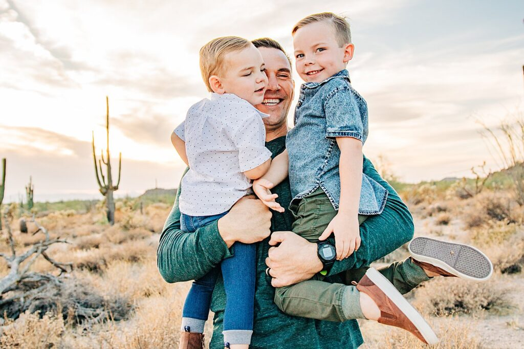 Arizona Fall Family Pictures