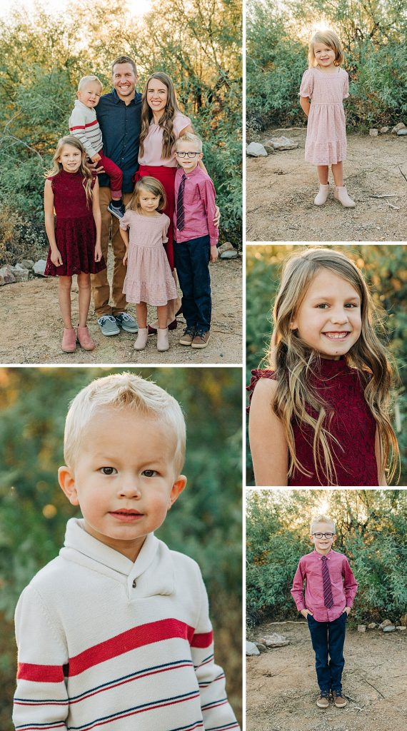 Gilbert Extended Family Photographer