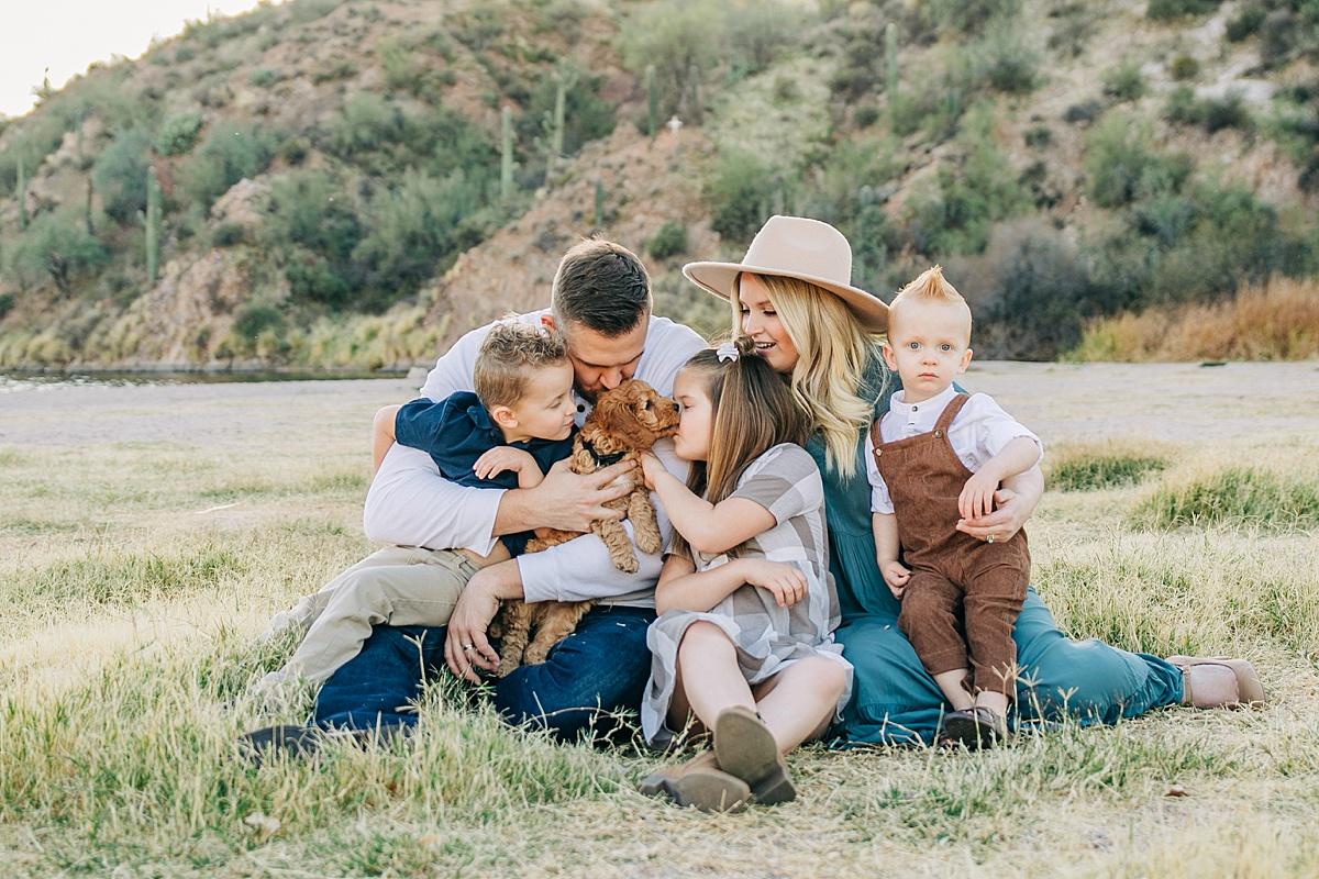 Butcher Jones Family Pictures