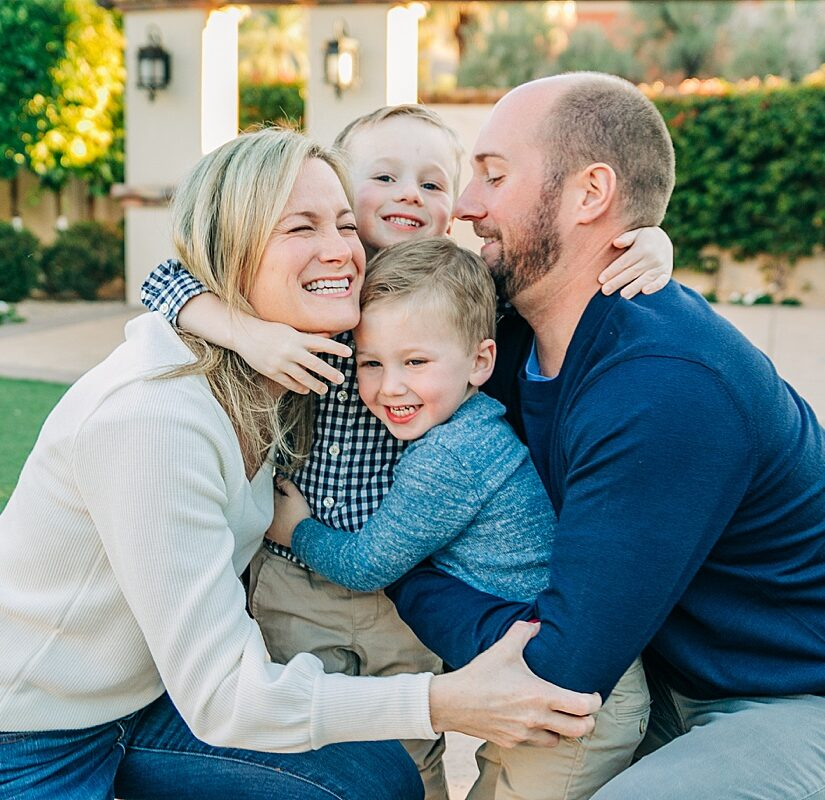 Scottsdale AZ Family Photographer