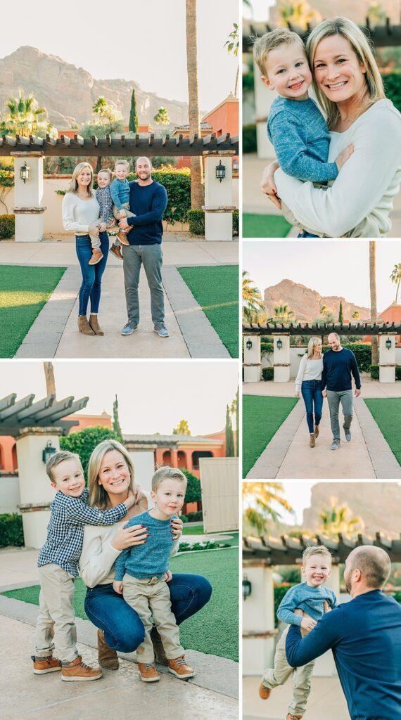 Scottsdale AZ Family Photographer
