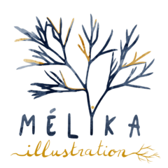 Mélika Illustration