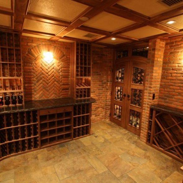 Barney Wine Cellar