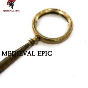 Brass Magnifying