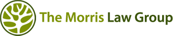 The Morris Law Group logo