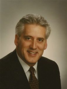 Portrait photo of Jim Martin