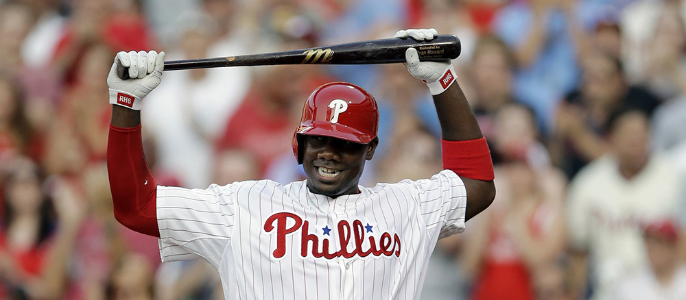 On this day…. Ryan Howard #200