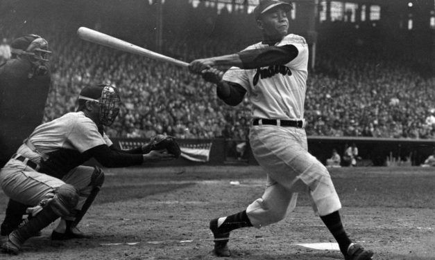 OTD: Larry Doby Breaks Through