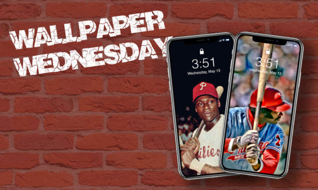 Wallpaper Wednesday: Getting Back to Baseball