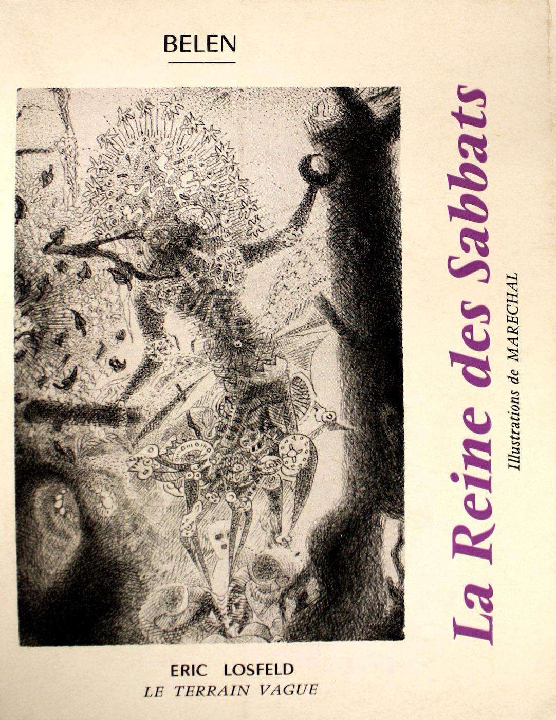 Belen, <br /><em>LaReine desSabbats</em>, 1960