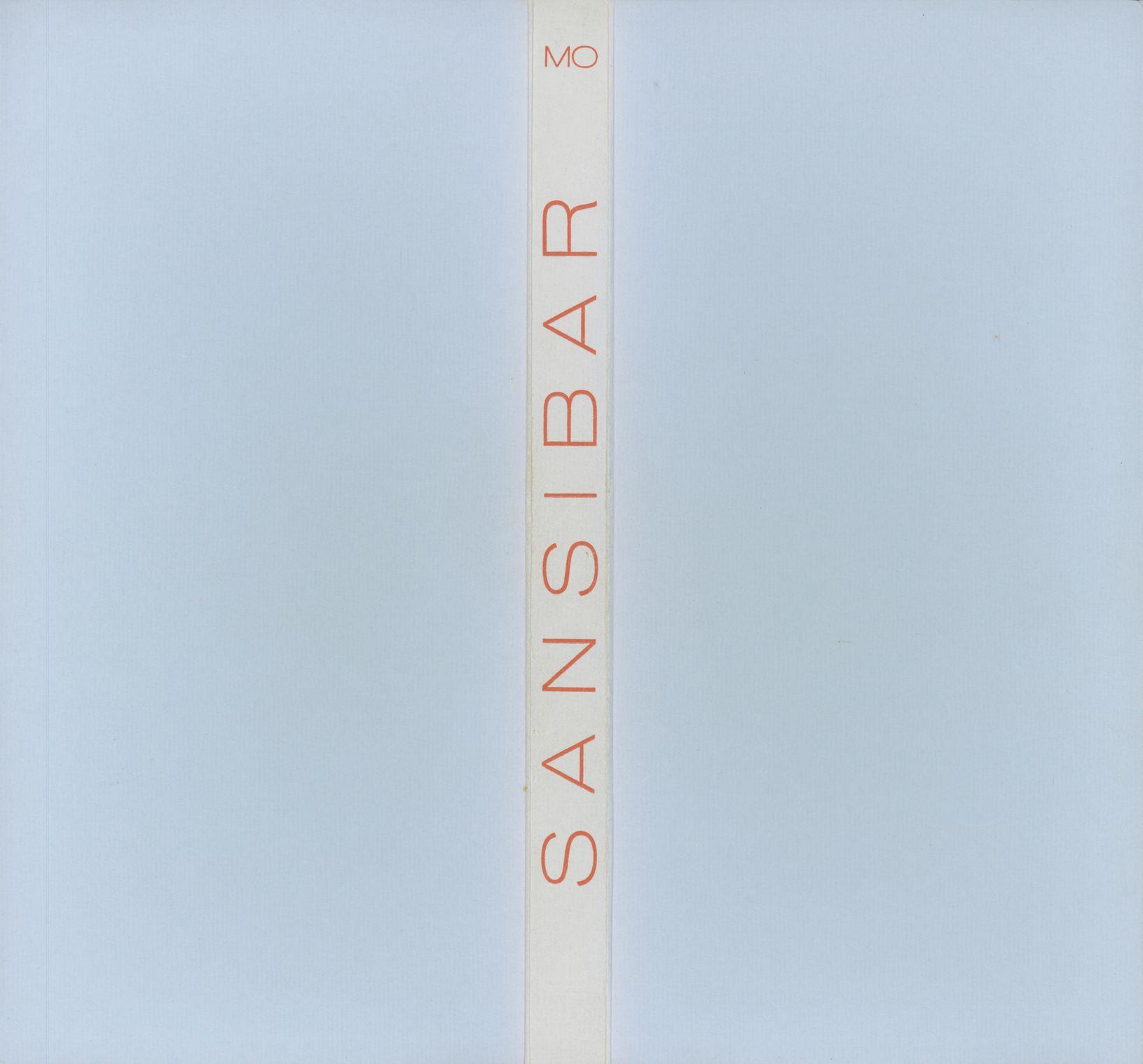 Meret Oppenheim, <br /><em>Sansibar</em>, 1981