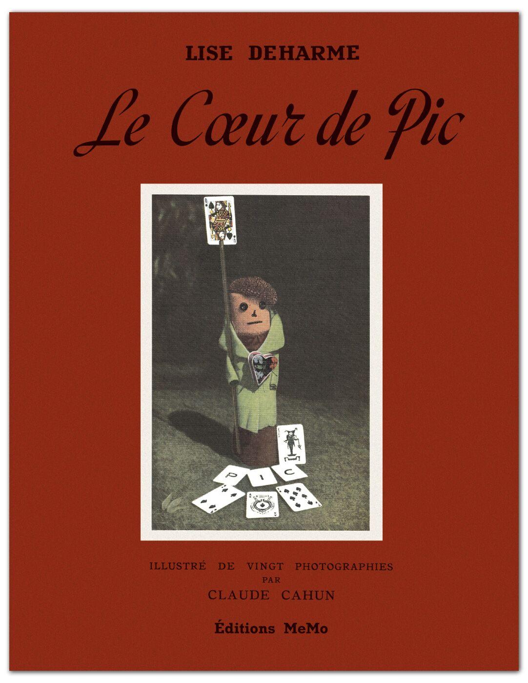 Lise Deharme, <br /><em>LeCœur dePic</em>, 1937