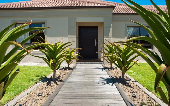 House Front Yard Landscape
