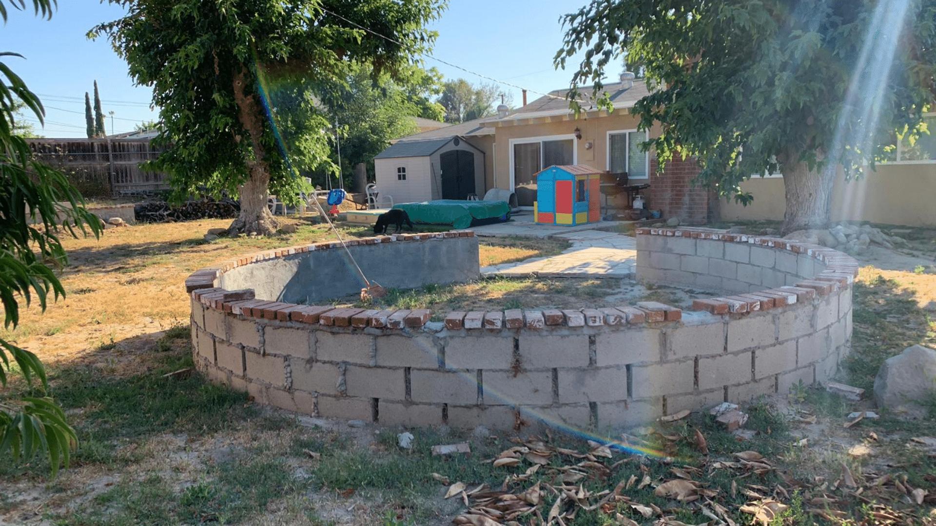 Simi Valley Backyard
