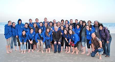 group-at-beach