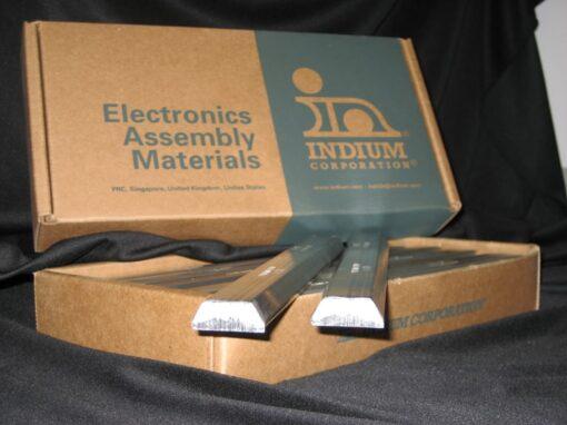 Indium Bar Solder