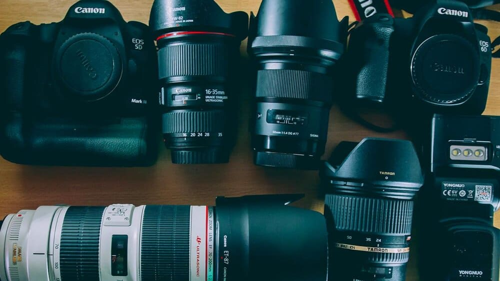 Lens and Optics Storage Tips