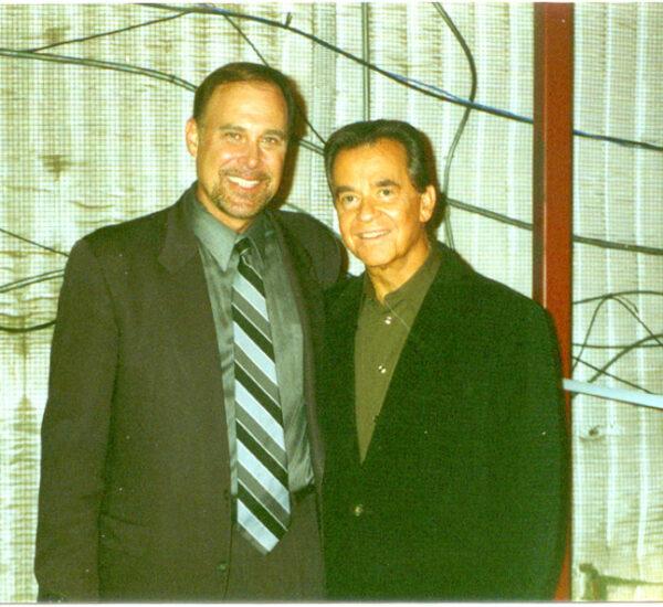 Dick Clark & Tom Silver