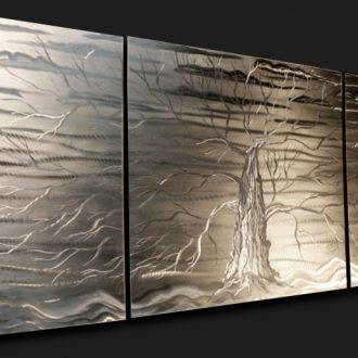 Docile Darkness - our artisan Fine Metal Art