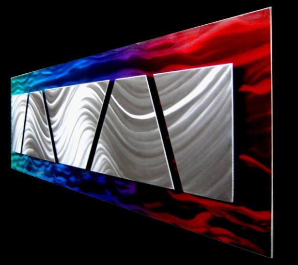 Lineation - our artisan Fine Metal Art