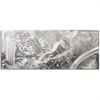 Oceana - our artisan Fine Metal Art