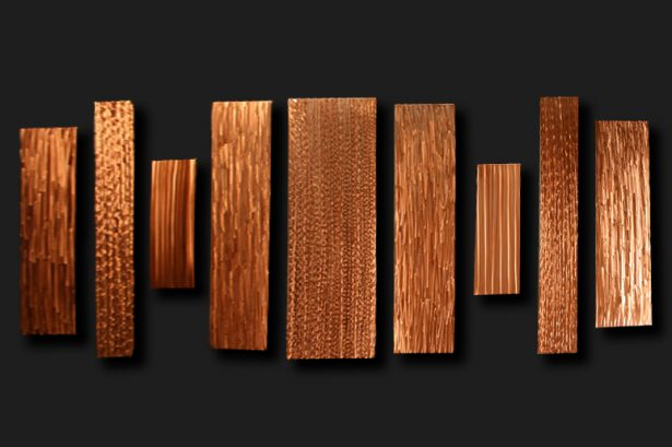 Barcode - our artisan Fine Metal Art
