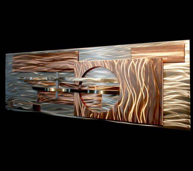 Conduit - our artisan Fine Metal Art