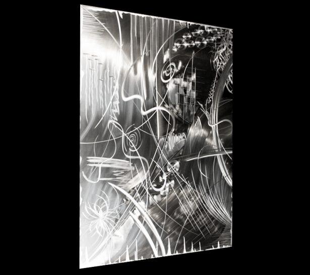 Deception - our artisan Fine Metal Art