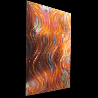 Troposphere - our artisan Fine Metal Art