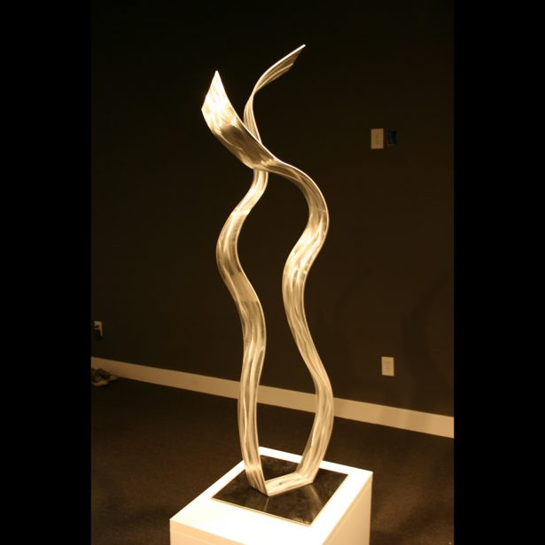 Trying the Knot - our artisan Fine Metal Art