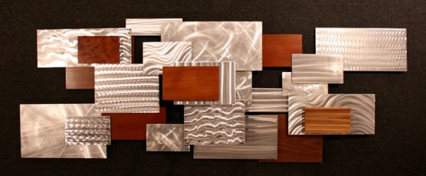 Urban Thicket - our artisan Fine Metal Art
