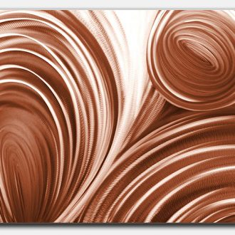 Conduction Copper - our artisan Fine Metal Art