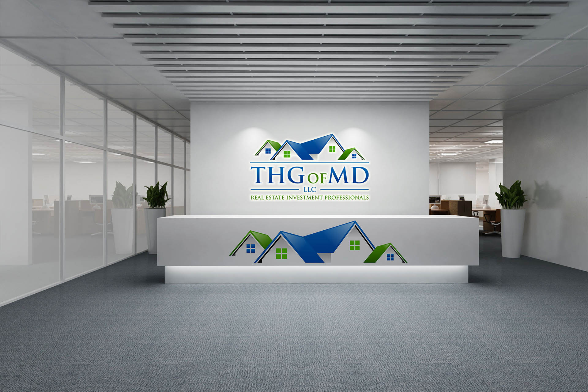 THG of MD office - Cash Home Buyers