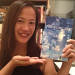 Welcome to my book THE SAME SKY!